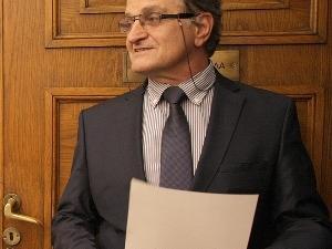 Председател на БТС - Доц. дмн Венци Росманов