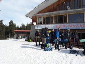 планински водач- зимен 2018