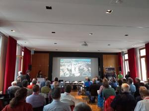 Общо събрание на Европейската асоциация за пешеходен туризъм ERA