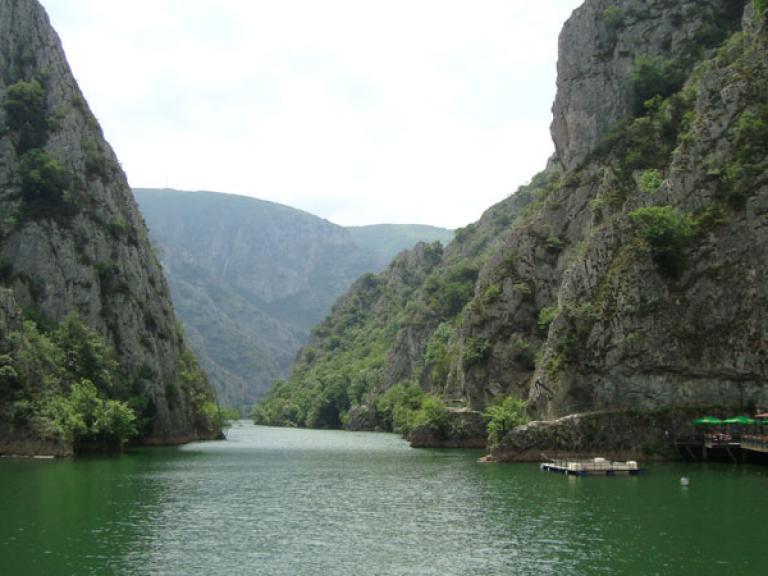 Снимки от Македония