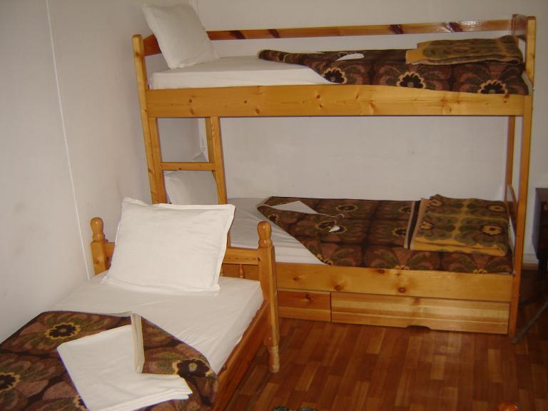 туристическа спалня Тинтява