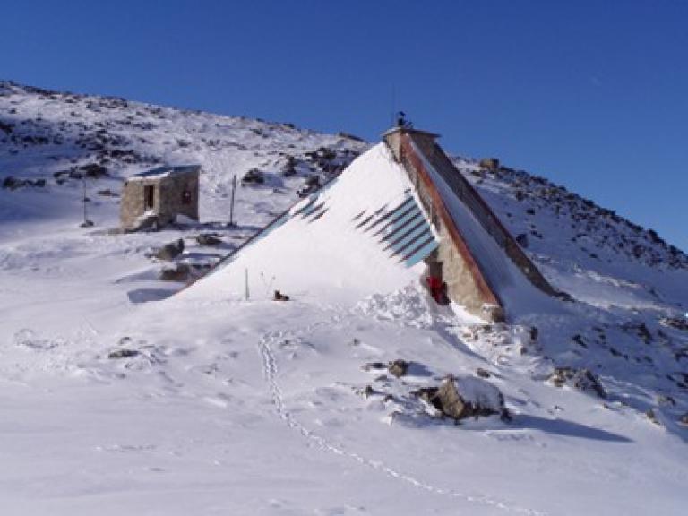заслон Ледено езеро