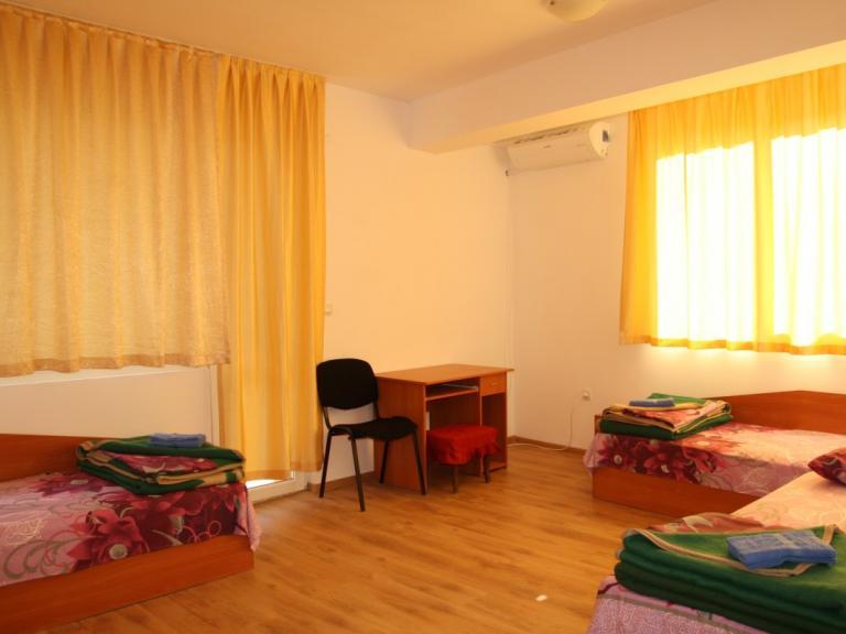 туристическа спалня Перущица