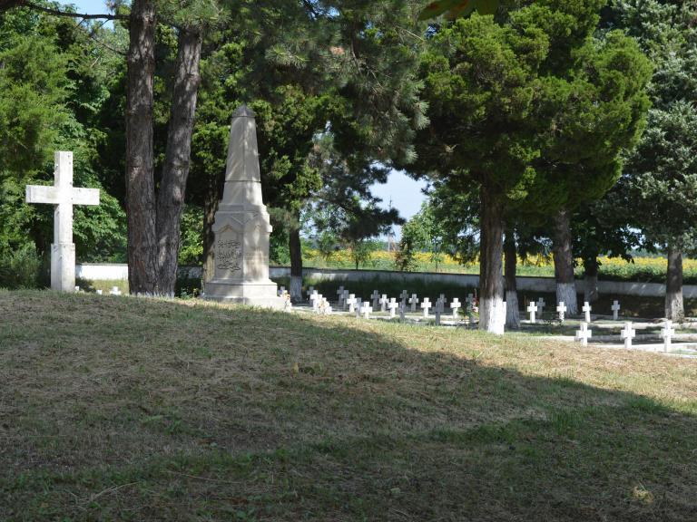 Тутракан – Военна гробница