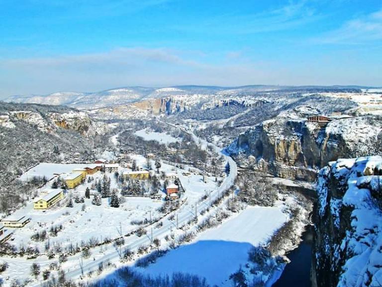 Луковит – Национален пещерен дом Карлуково