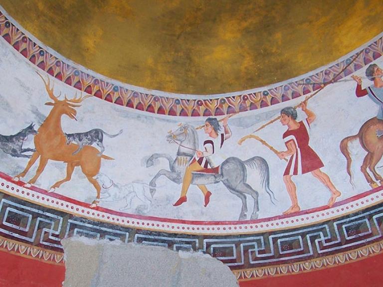с. Александрово – Александровска гробница и музеен център