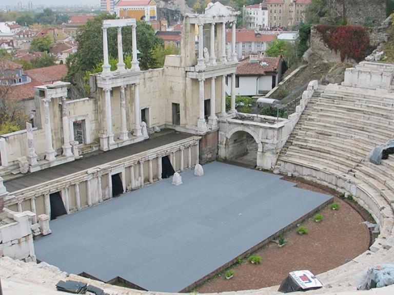 Пловдив – Античен театър