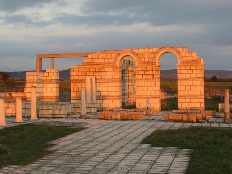Плиска – Археологически резерват