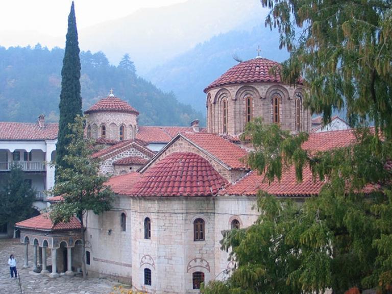 Бачковски манастир – с. Бачково