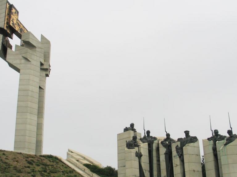 """Стара Загора – """"Бранителите на Стара Загора 1877 г."""""""