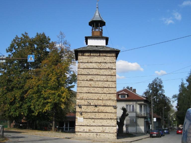 Етрополе – Часовниковата кула