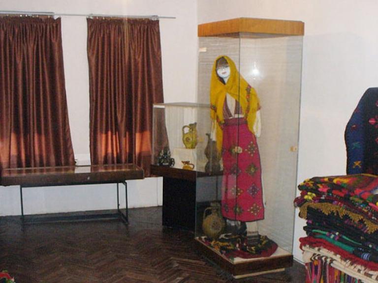 Градски исторически музей (История, етнография)