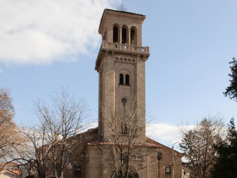 """Пазарджик – Катедрална църква """"Св. Богородица"""""""