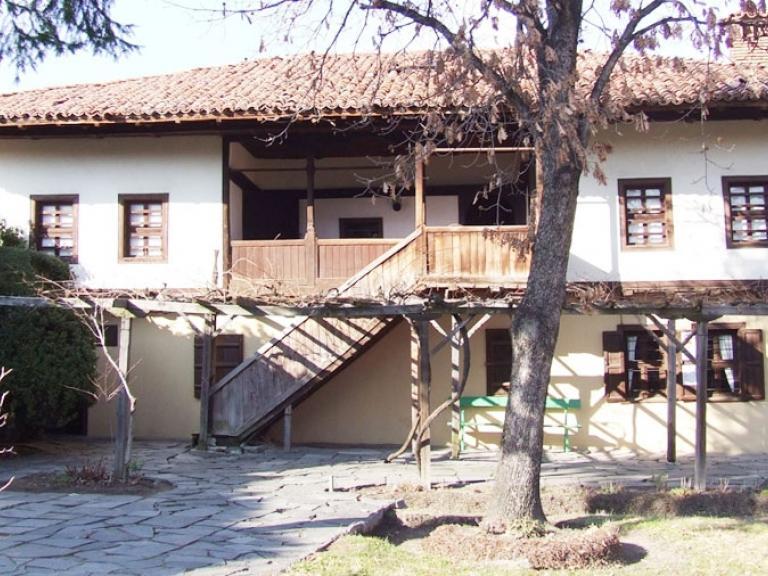 """Панагюрище – Къща - музей """"Райна Княгиня"""""""