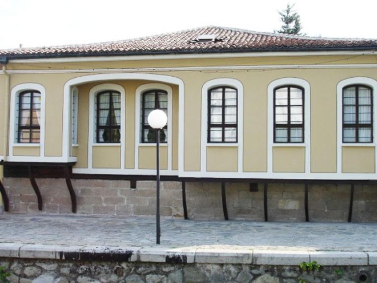 """Пазарджик – Къща-музей """"Станислав Доспевски"""""""