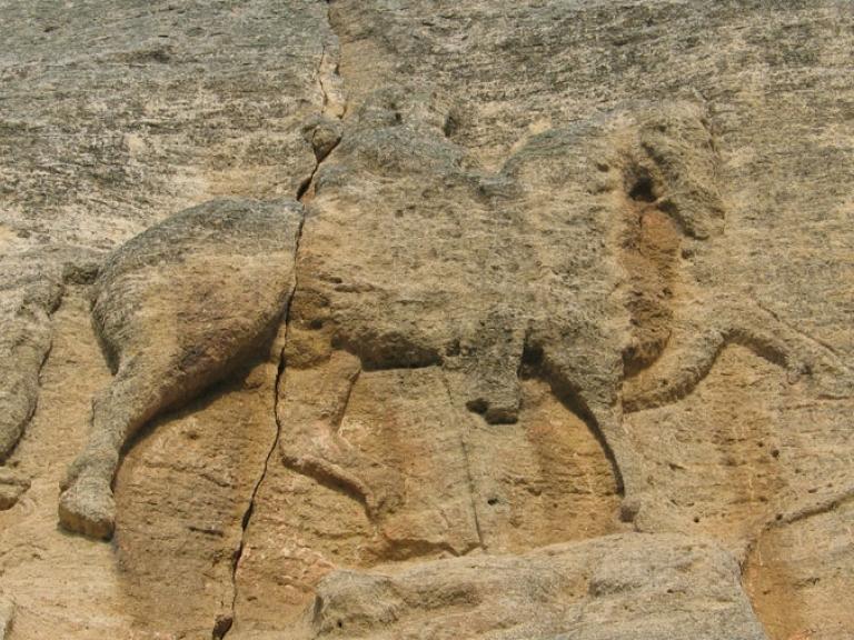 с. Мадара – Мадарски конник