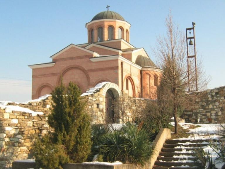 """Кърджали – Манастир """"Св. Йоан Предтеча"""""""
