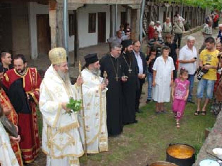"Чипровци - манастир ""Св. Ив. Рилски"""