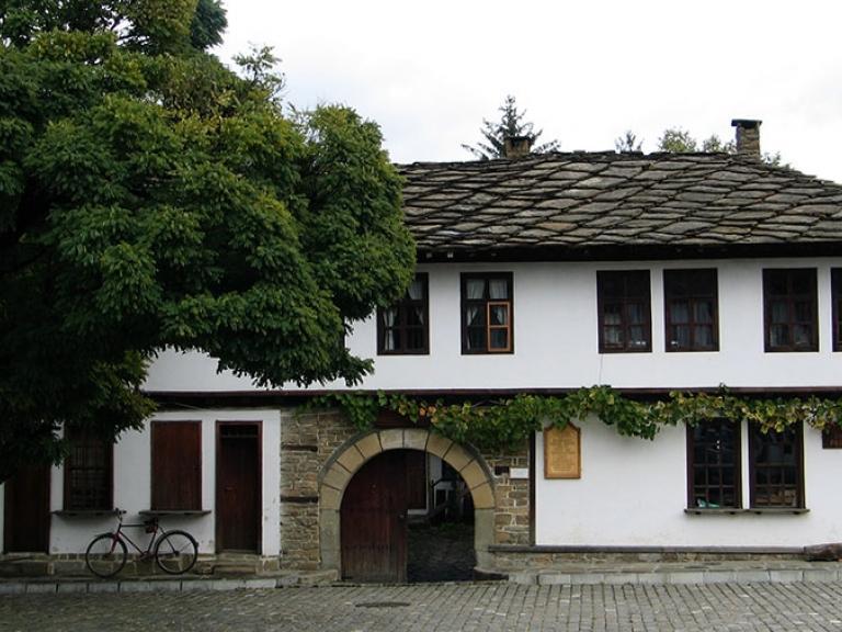 Трявна – музей на резбарското и етнографско изкуство