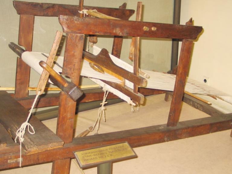 Сливен – музей на текстилната индустрия