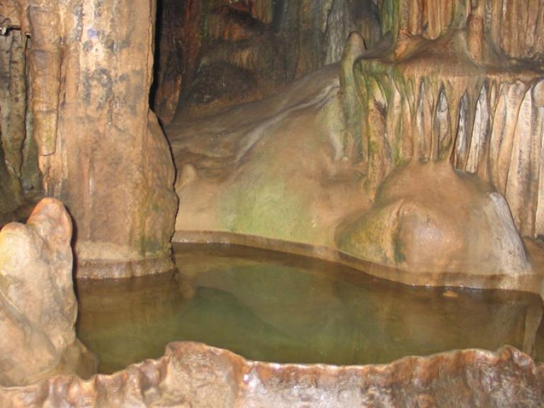 """Пещера """"Леденика"""""""