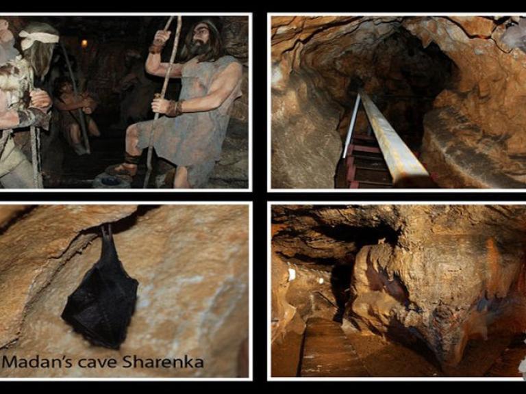 """Пещера """"Шаренка"""""""
