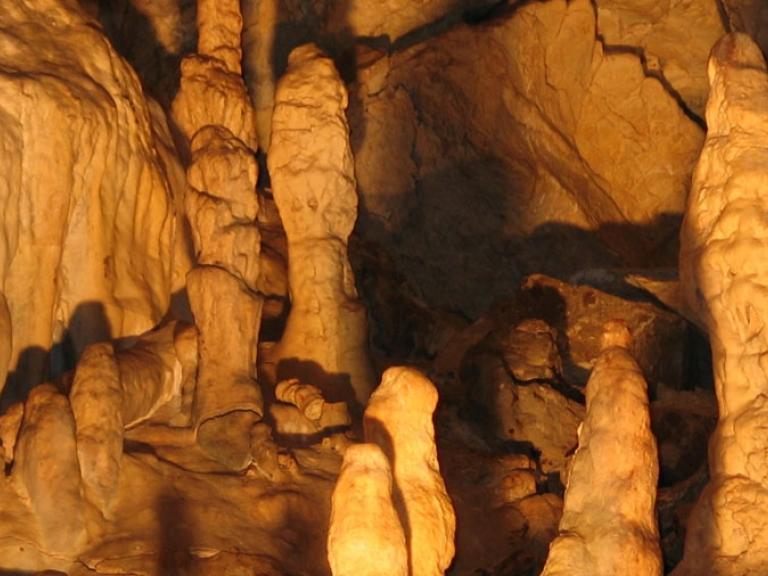 """пещера """"Снежанка"""" (Дължина: 145 м)"""