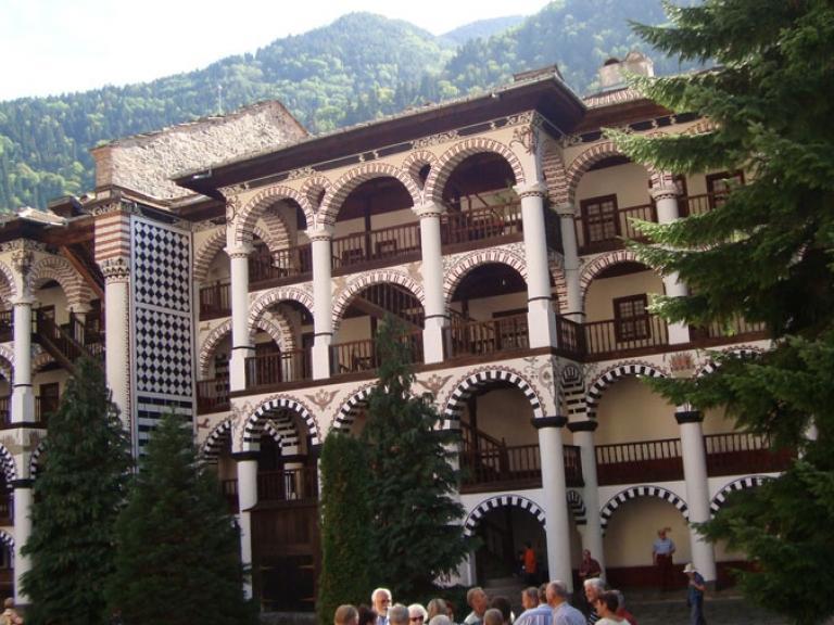 Музей Рилски манастир в Рилска света обител