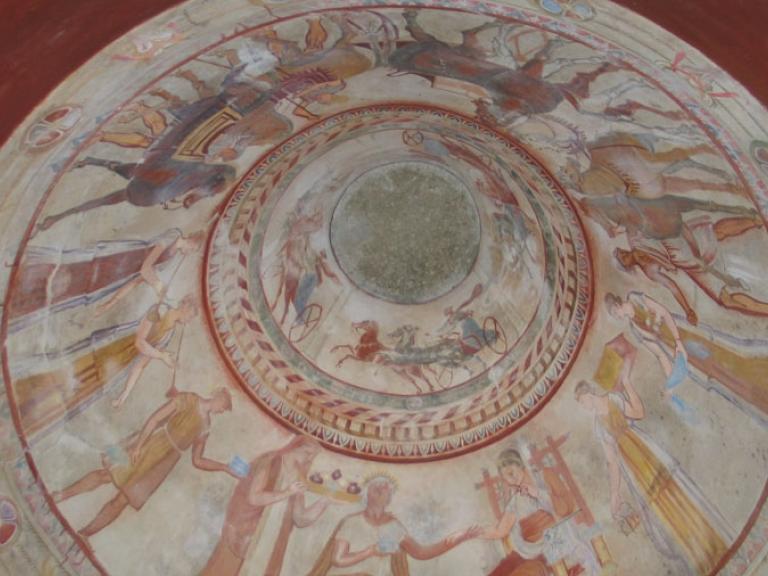 Казанлък – Тракийска гробница